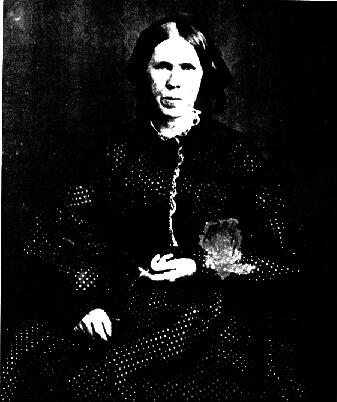 Portrait of Peggy Breen