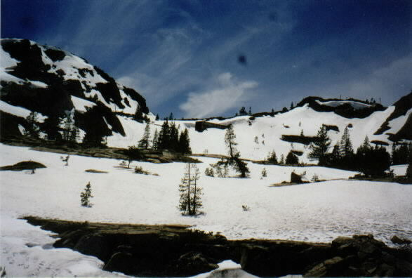 Photograph of Donner Pass