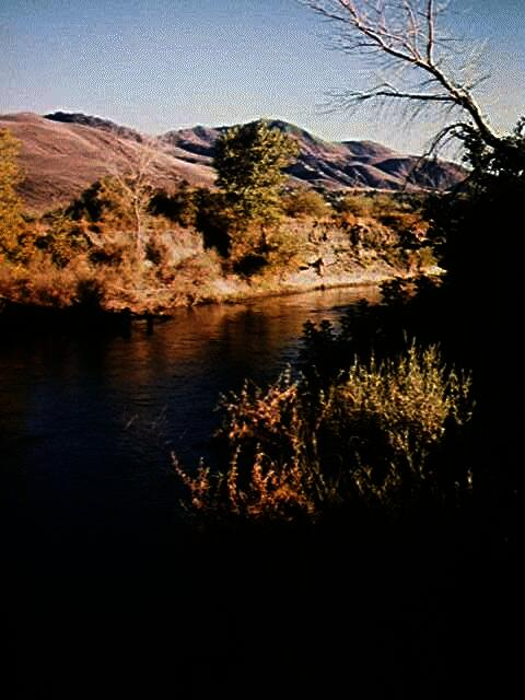 Photograph of Truckee River
